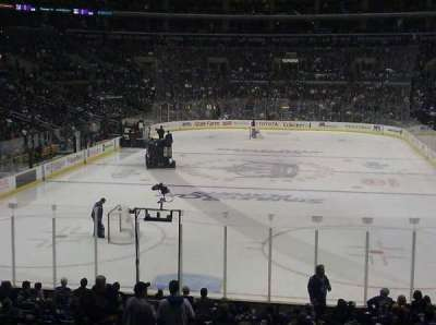 Staples Center section 216