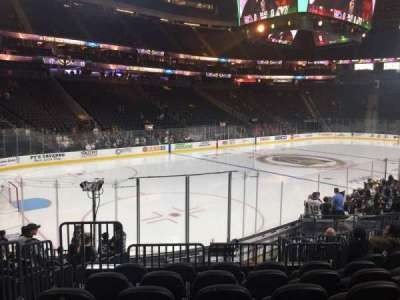 T-Mobile Arena section 3