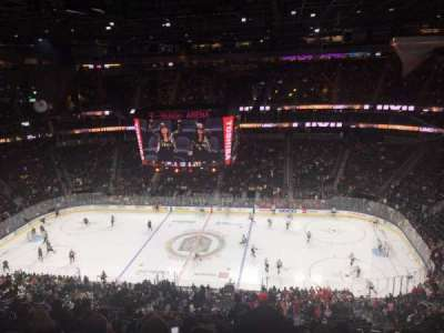 T-Mobile Arena section 221