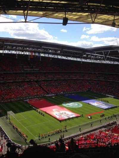 Wembley Stadium section 506