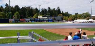 Nat Bailey Stadium, section: 11, row: 3, seat: 15