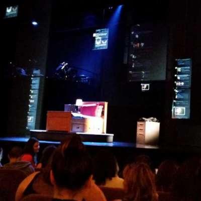 Borgata Music Box, section: Orch, row: G, seat: 108