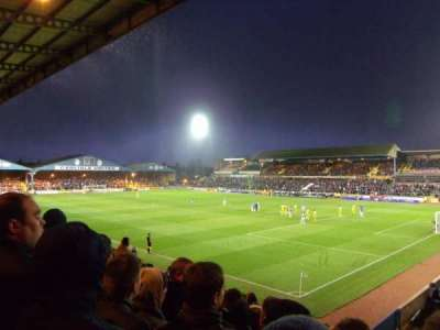 Brunton Park, section: 2, row: N, seat: 21