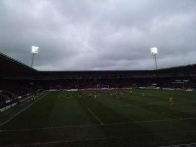 Keepmoat Stadium, section: North Stand, row: N, seat: 0969