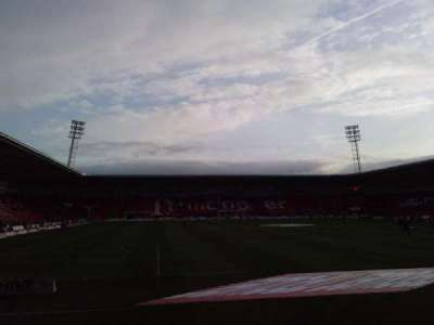 Keepmoat Stadium, section: North Stand, row: E, seat: 0955
