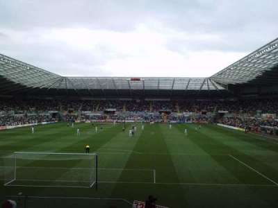 Liberty Stadium, section: North Stand Upper, row: K, seat: 0062