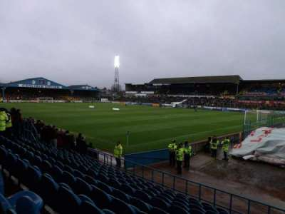 Brunton Park, section: 2, row: H, seat: 12