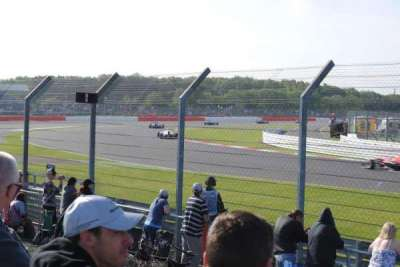 Silverstone Circuit, section: General Admission