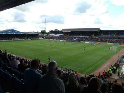 Brunton Park, section: 2, row: S, seat: 21