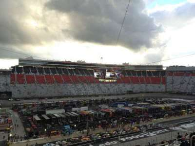 Bristol Motor Speedway, section: Waltrip A, row: 43, seat: 7
