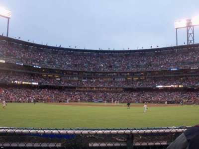AT&T Park, section: 141, row: C, seat: 4