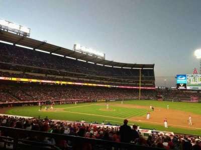 Angel Stadium section T224