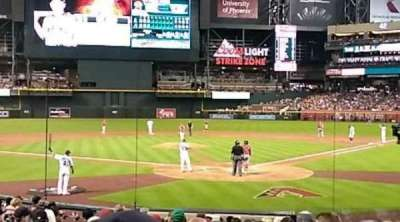 Chase Field section K