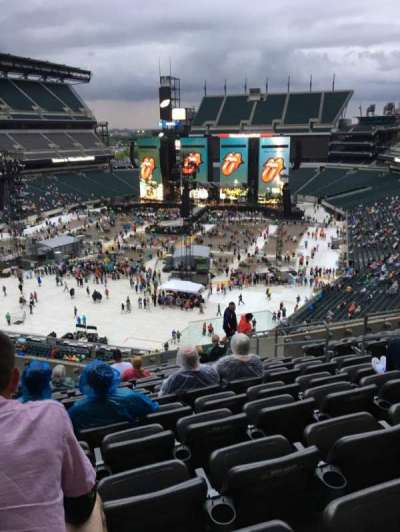 Lincoln Financial Field section M13