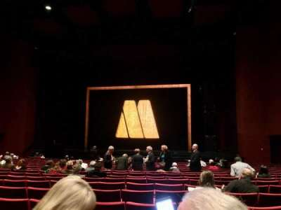 San Diego Civic Theatre section ORCHR2