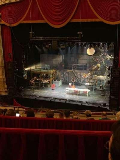James M. Nederlander Theatre section Balcony RC