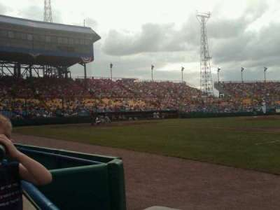 Rosenblatt Stadium section 15