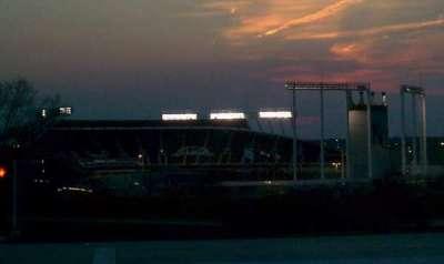 Kauffman Stadium section 209