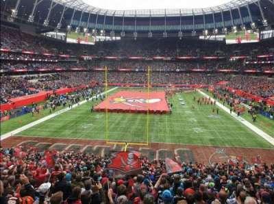 Tottenham Hotspur Stadium section 254