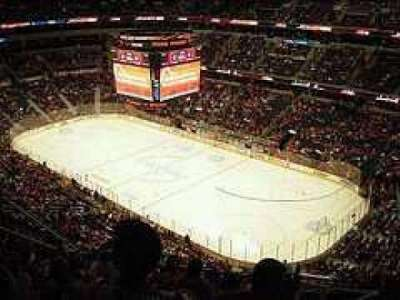 Verizon Center section 421