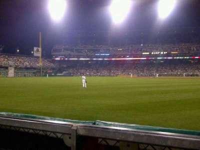 PNC Park, section: Left Field