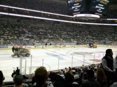 PPG Paints Arena, section: 115