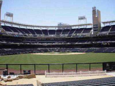 PETCO Park section Bleachers