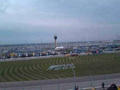 Chicagoland Speedway, section: 103, row: 30