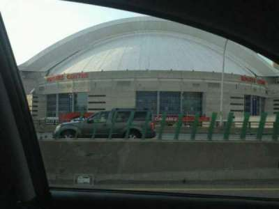 Rogers Centre, section: Road