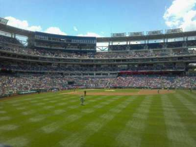 Nationals Park section 140
