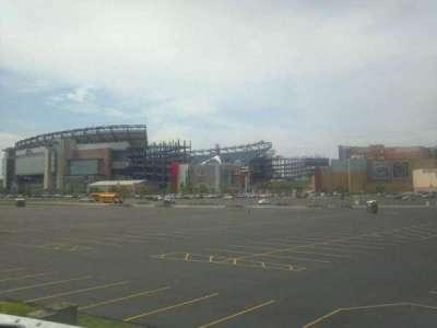 Gillette Stadium section Street