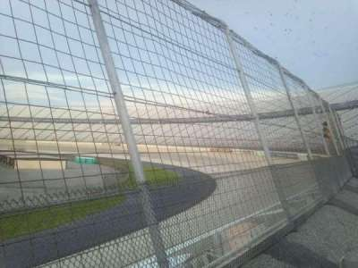 Dover International Speedway section Turn 3