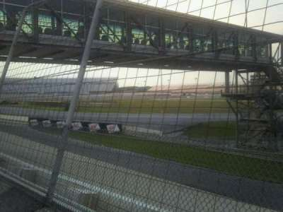 Dover International Speedway, section: Outside