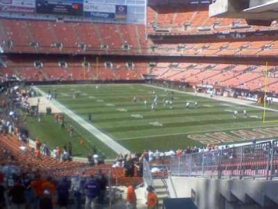 FirstEnergy Stadium section End Zone