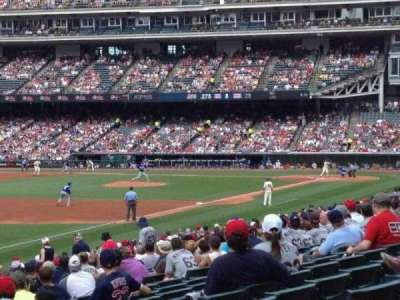 Progressive Field, section: 171