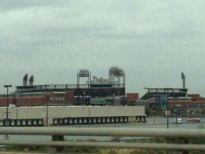 Citizens Bank Park section Outside