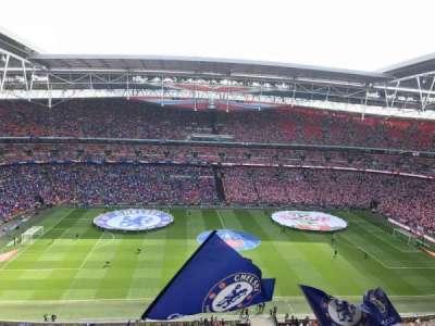 Wembley Stadium, section: 501, row: 13, seat: 30