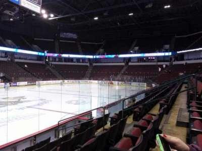 Rabobank Arena section 114