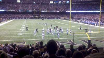 Mercedes-Benz Superdome, section: 129, row: 16, seat: 7