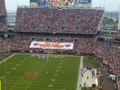 FirstEnergy Stadium, section: 349, row: 42, seat: 11