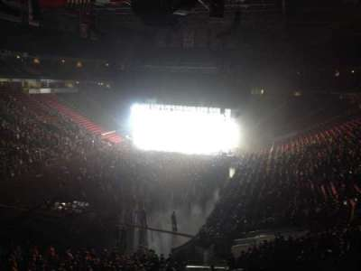 PNC Arena, section: 225, row: A, seat: 16