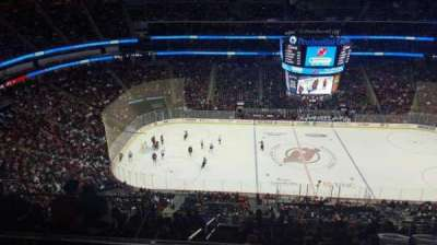 Prudential Center, section: 228, row: 3, seat: 6