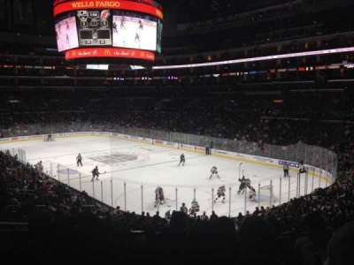 Staples Center section 219