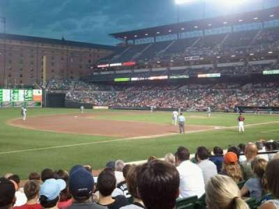 Oriole Park at Camden Yards, section: 62, row: 8, seat: 11