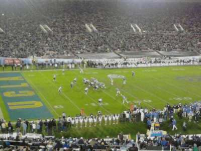 Rose Bowl, section: 2-L, row: 71, seat: 5