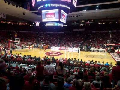 Lloyd Noble Center, section: LW2, row: 10, seat: 3