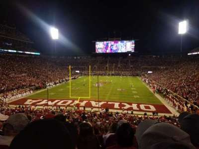Gaylord Memorial Stadium, section: 17, row: 51, seat: 16