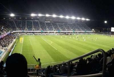 Avaya Stadium, section: 123, row: 15, seat: 1
