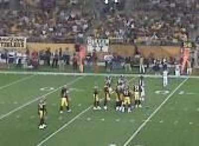Heinz Field section 110