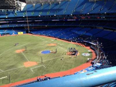 Rogers Centre section 531